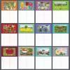 """MAJOBA - Birthday Calendar """"Meadows and Gardens"""""""